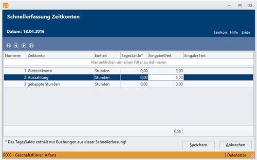 6. Produktbild SP_Data Personalzeitwirtschaft & Zutrittskontrolle