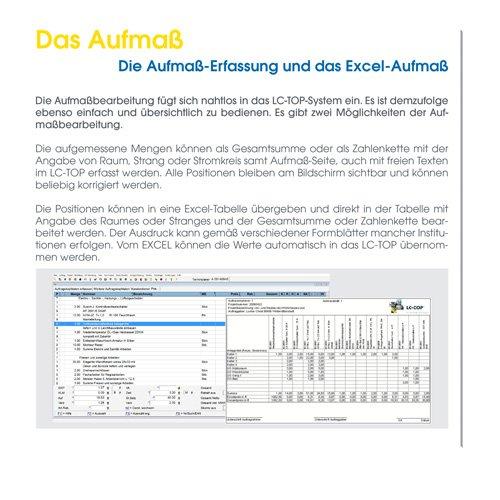 12. Produktbild LC-TOP - Handwerkersoftware für die Auftragsbearbeitung
