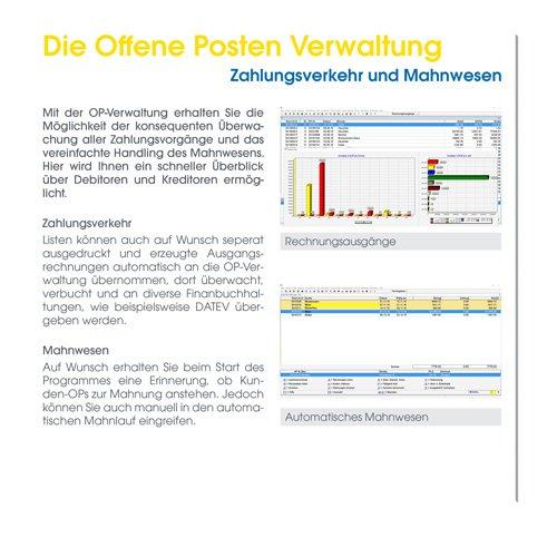 18. Produktbild LC-TOP - Handwerkersoftware für die Auftragsbearbeitung