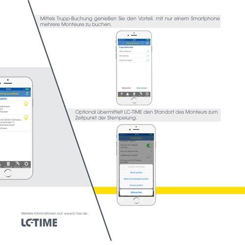 26. Produktbild LC-TOP - Handwerkersoftware für die Auftragsbearbeitung
