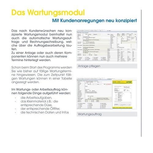 16. Produktbild LC-TOP Kundendienstsoftware für Sanitär-Heizung-Klima (SHK)