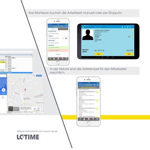 24. Produktbild LC-TOP Kundendienstsoftware für Sanitär-Heizung-Klima (SHK)
