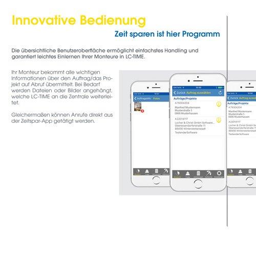 25. Produktbild LC-TOP Kundendienstsoftware für Sanitär-Heizung-Klima (SHK)
