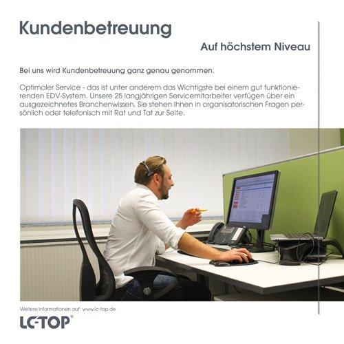 35. Produktbild LC-TOP-Zeiterfassung - Arbeitszeitenprofile Ihrer Mitarbeiter