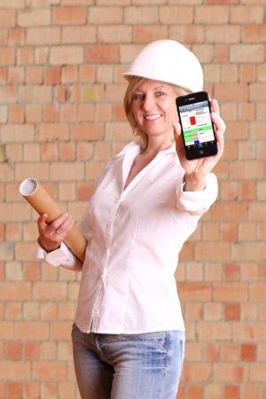 3. Produktbild pro-Report - mobile Baudokumentation und Bautagebuch
