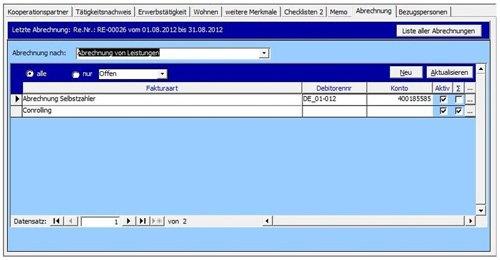 2. Produktbild Tau-Office Betreutes Wohnen