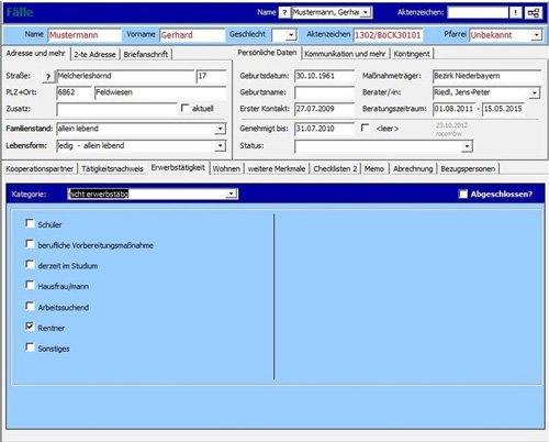 3. Produktbild Tau-Office Betreutes Wohnen