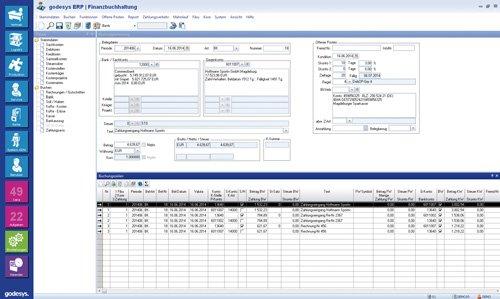 2. Produktbild godesys ERP Software