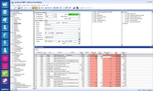 4. Produktbild godesys ERP Software