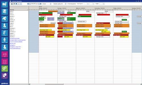 7. Produktbild godesys ERP Software