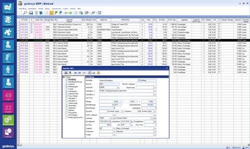8. Produktbild godesys ERP Software