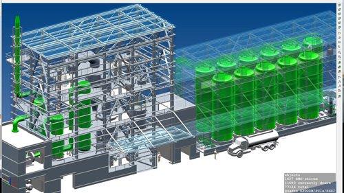 3. ProduktbildTT-PLANT - 3D CAD Lösung für die Rohrleitungsplanung
