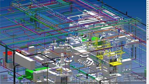 5. ProduktbildTT-PLANT - 3D CAD Lösung für die Rohrleitungsplanung