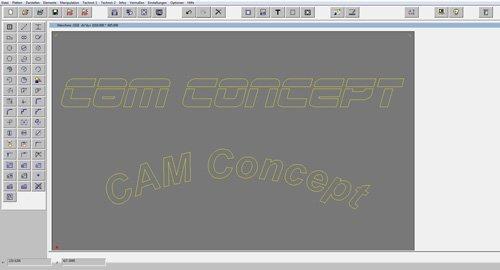 7. Produktbild FINEST CUT - CAD/CAM-System