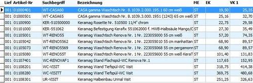 3. Produktbild Meisterb�ro - Handwerkersoftware
