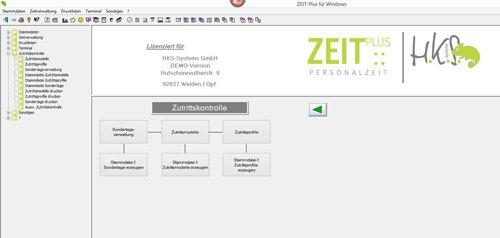5. Produktbild ZEIT-Plus Zeiterfassung