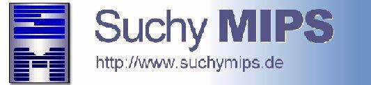 Firmenlogo Suchy MIPS GmbH M�nchen