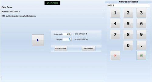 7. Produktbild TaxMetall - ERP / PPS / WWS f�r Fertigungsunternehmen u. Lohnfertiger