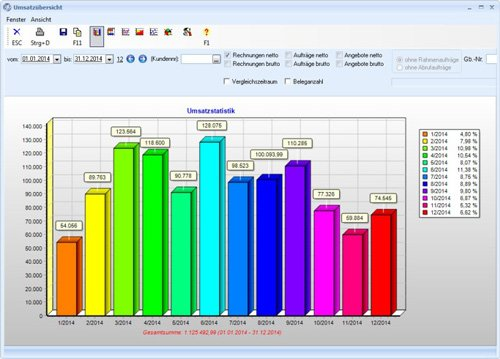 9. Produktbild TaxMetall - ERP / PPS / WWS für Fertigungsunternehmen u. Lohnfertiger