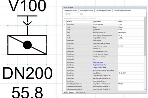 15. Produktbild PlantEngineer: P&ID-Software für den Anlagenbau