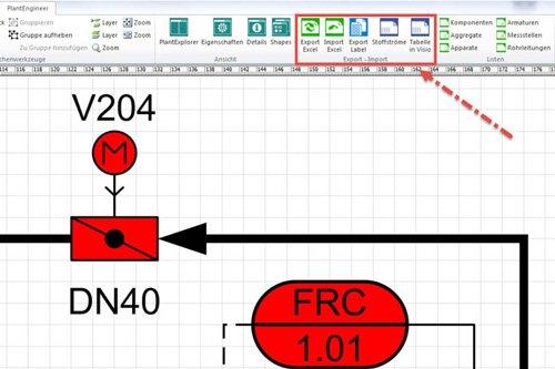 5. Produktbild PlantEngineer: P&ID-Software f�r den Anlagenbau