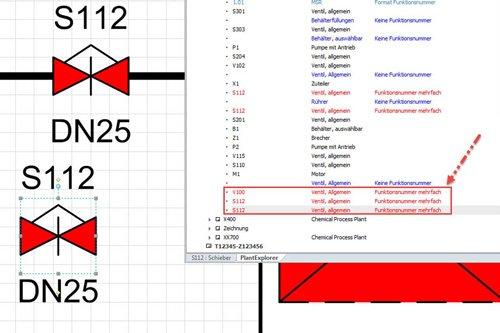 6. Produktbild PlantEngineer: P&ID-Software f�r den Anlagenbau