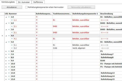 7. Produktbild PlantEngineer: P&ID-Software f�r den Anlagenbau