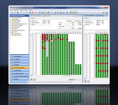 6. Produktbild move)log – Lagerverwaltungssoftware / LVS (Microsoft Dynamics NAV