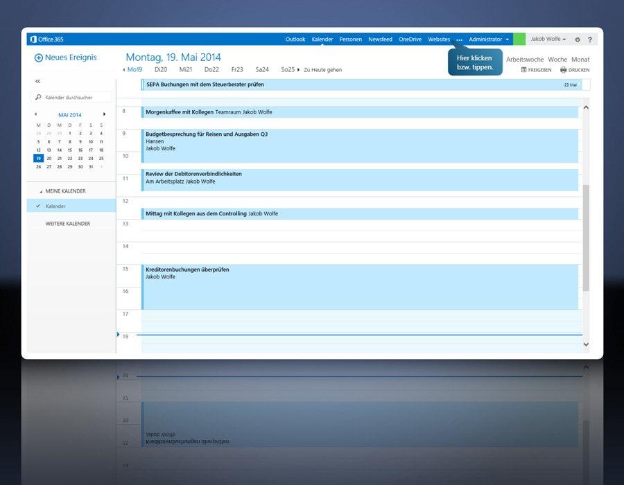 3. Produktbild Microsoft Dynamics NAV - ERP Komplettl�sung f�r den Mittelstand