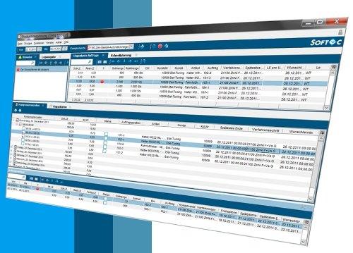 1. Produktbild OMNITEC ERP Software für Oberflächentechnik