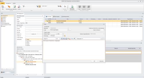 3. Produktbild  DOMUS NAVI - Organisations- & Kommunikationssoftware