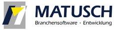 Firmenlogo Matusch GmbH Branchensoftware - Entwicklung Coburg