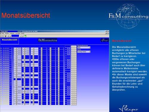 8. Produktbild flexpo - SUITE für MES, BDE, MDE, PZE, PDM-PLM