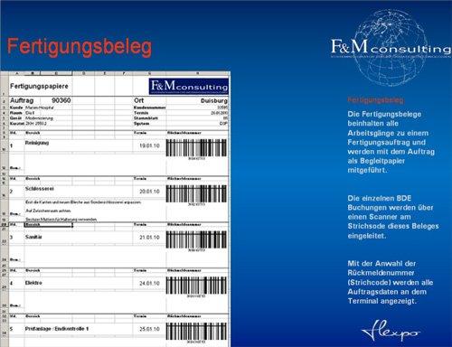 13. Produktbild flexpo - SUITE für MES, BDE, MDE, PZE, PDM-PLM