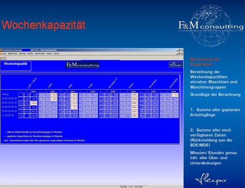 15. Produktbild flexpo - SUITE für MES, BDE, MDE, PZE, PDM-PLM