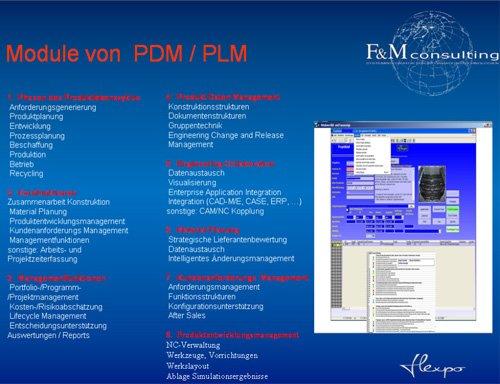 24. Produktbild flexpo - SUITE für MES, BDE, MDE, PZE, PDM-PLM