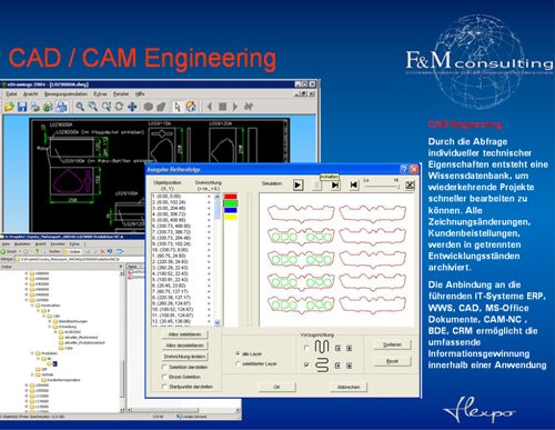 25. Produktbild flexpo - SUITE für MES, BDE, MDE, PZE, PDM-PLM