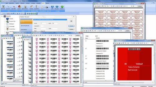 2. Produktbild ROBERT KNOWS - Inventarverwaltung / Vertr�ge / Lizenzen / Helpdesk