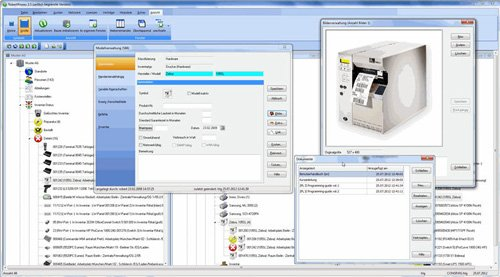 9. Produktbild ROBERT KNOWS - Inventarverwaltung / Vertr�ge / Lizenzen / Helpdesk