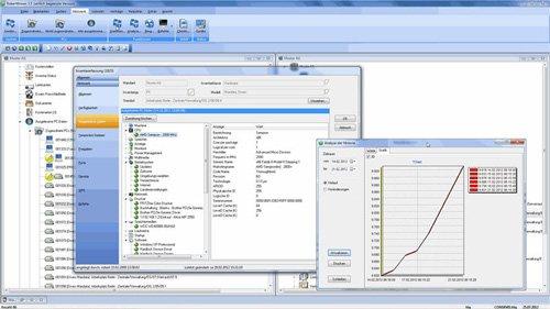 11. Produktbild  ROBERT KNOWS - Inventarverwaltung / Vertr�ge / Lizenzen / Helpdesk