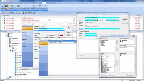 17. Produktbild ROBERT KNOWS - Inventarverwaltung / Vertr�ge / Lizenzen / Helpde