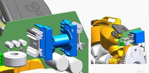 2. Produktbild Solid Edge - 3D CAD für Maschinen- und Anlagenbau