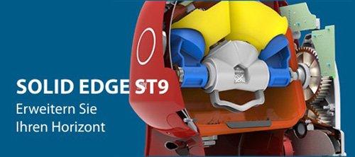 5. Produktbild Solid Edge - 3D CAD für Maschinen- und Anlagenbau