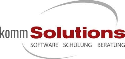 Firmenlogo kommSolutions GmbH Niederlassung Dresden Dresden