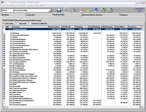 4. Produktbild ACC ~ Architect Calculation and Control