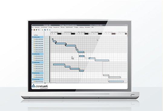 1. Produktbild cronetwork feinplanung