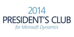 President's Club 2014 von Microsoft Dynamics