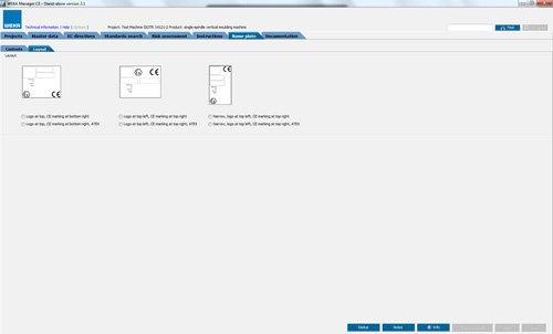 10. Produktbild WEKA Manager CE - für CE-Prozess nach Maschinenrichtlinie 2006/42/EG