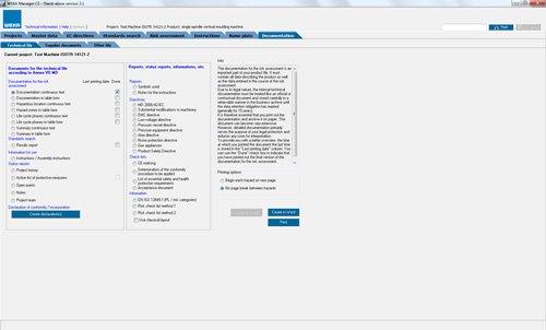 12. Produktbild WEKA Manager CE - für CE-Prozess nach Maschinenrichtlinie 2006/4