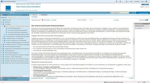 2. Produktbild Technische Dokumentationen - rechtskonform erstellen